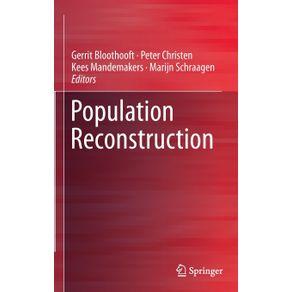 Population-Reconstruction