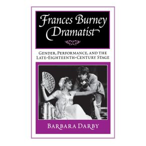 Frances-Burney-Dramatist