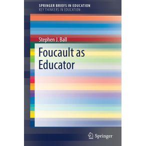 Foucault-as-Educator