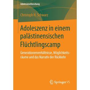 Adoleszenz-in-einem-palastinensischen-Fluchtlingscamp
