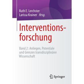 Interventionsforschung