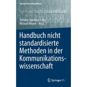 Handbuch-nicht-standardisierte-Methoden-in-der-Kommunikationswissenschaft