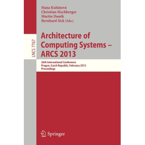 Architecture-of-Computing-Systems----ARCS-2013