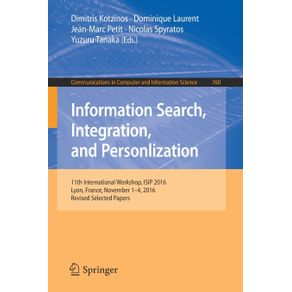 Information-Search-Integration-and-Personlization