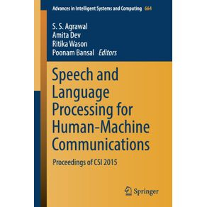 Speech-and-Language-Processing-for-Human-Machine-Communications