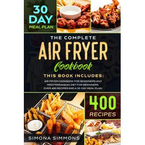 The-Complete-Air-Fryer-Cookbook