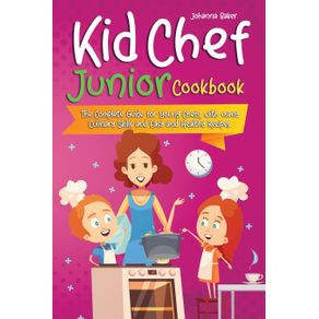 Kid-Chef-Junior-Cookbook