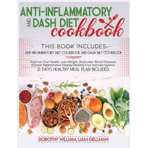 Anti-Inflammatory-And-Dash-Diet-Cookbook
