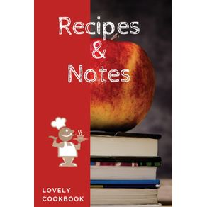 Recipes--amp--Notes---journal