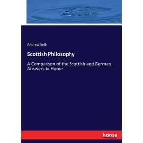 Scottish-Philosophy