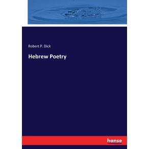 Hebrew-Poetry