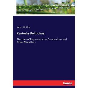 Kentucky-Politicians