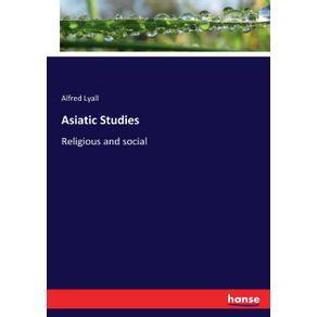 Asiatic-Studies