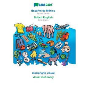 BABADADA-Espanol-de-Mexico---British-English-diccionario-visual---visual-dictionary