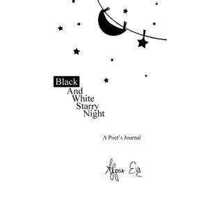 Black-and-White-Starry-Night
