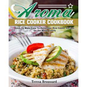 Aroma-Rice-Cooker-Cookbook