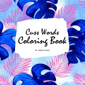 Cuss-Words-Coloring-Book-for-Adults--8.5x8.5-Coloring-Book---Activity-Book-