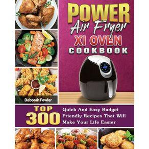 Power-Air-Fryer-Xl-Oven-Cookbook