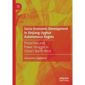Socio-Economic-Development-in-Xinjiang-Uyghur-Autonomous-Region
