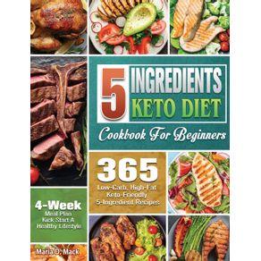 5-Ingredients-Keto-Diet-Cookbook-For-Beginners