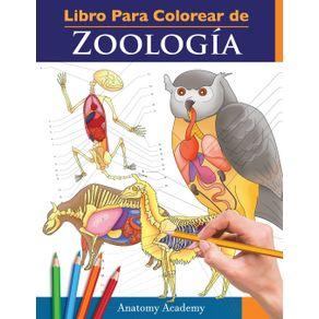 Libro-Para-Colorear-de-Zoologia