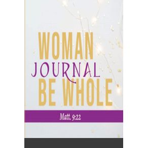 Woman-Be-Whole-Journal