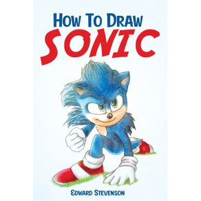 How-To-Draw-Sonic