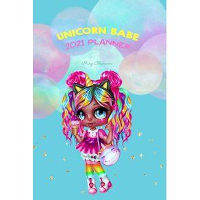 Unicorn-Babe-2021-Planner