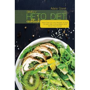 Simply-Keto-Diet-Cookbook
