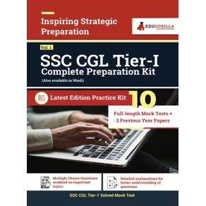 SSC-CGL-Tier-I-2021-Vol.-1-|-10-Full-length-Mock-Tests---3-previous-year-papers-For-Complete-Preparation