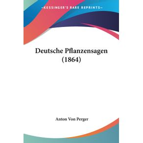 Deutsche-Pflanzensagen--1864-