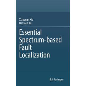 Essential-Spectrum-based-Fault-Localization