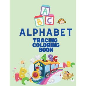 Alphabet-Tracing-Coloring-Book
