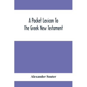 A-Pocket-Lexicon-To-The-Greek-New-Testament