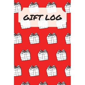 Gift-Log-Book