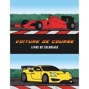 Voiture-de-Course-Livre-de-Coloriage
