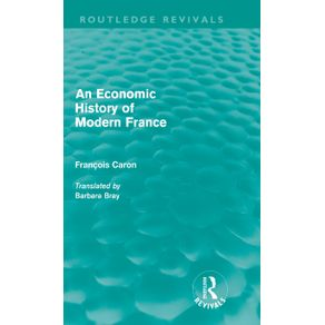 An-Economic-History-of--Modern-France