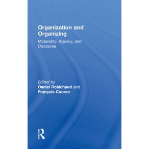 Organization-and-Organizing