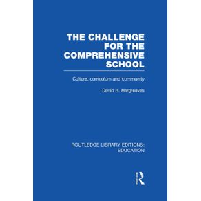 The-Challenge-For-the-Comprehensive-School