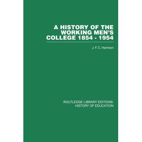 A-History-of-the-Working-Mens-College