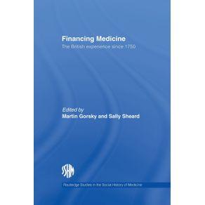 Financing-Medicine