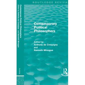 Contemporary-Political-Philosophers--Routledge-Revivals-