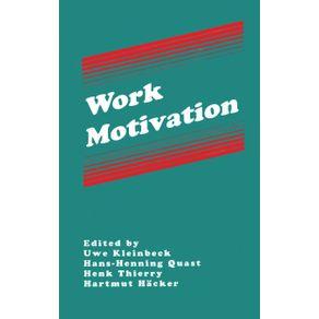 Work-Motivation