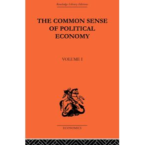 The-Commonsense-of-Political-Economy