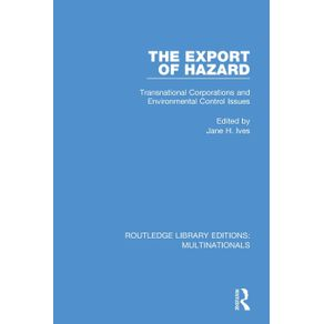 The-Export-of-Hazard