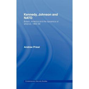 Kennedy-Johnson-and-NATO