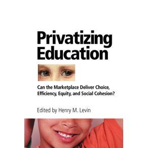 Privatizing-Education