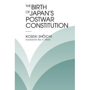 The-Birth-Of-Japans-Postwar-Constitution