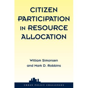 Citizen-Participation-In-Resource-Allocation