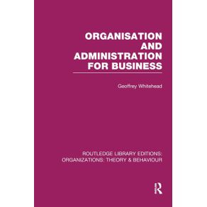 Organisation-and-Administration-for-Business--RLE